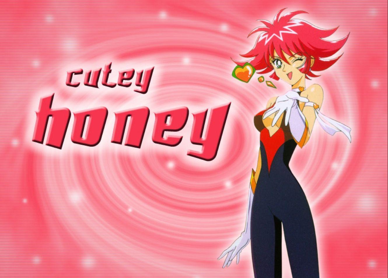56 Best Cutey Honey Flash Images In 2019 Anime Honey