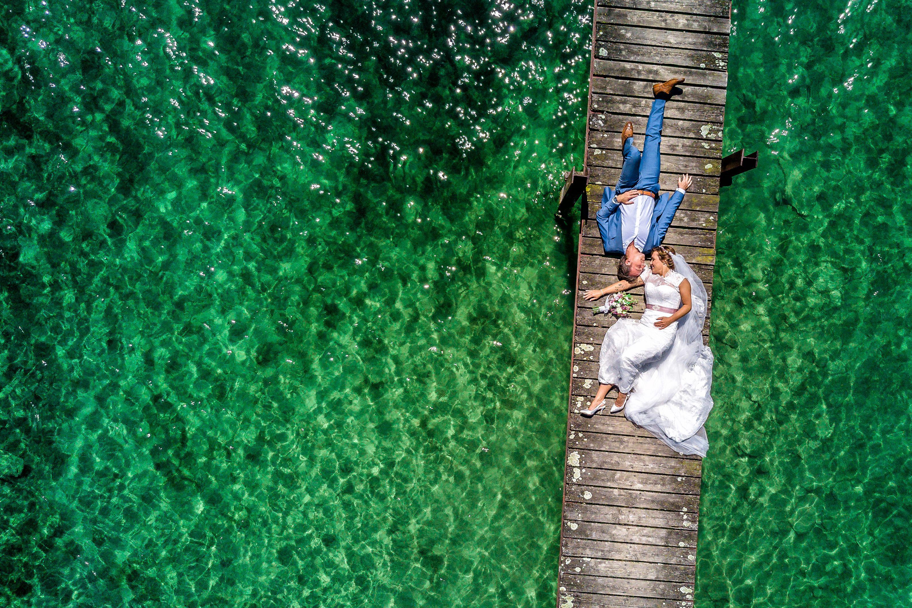 Wedding Picfrom Above Hochzeitsfoto Drohne Hochzeitsfotos Fotos Hochzeit