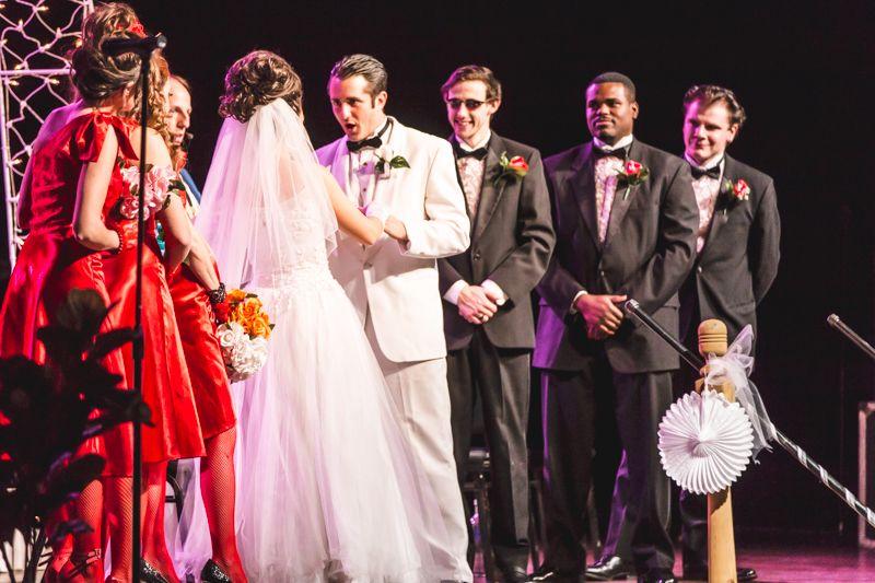 About Tony N Tina S Wedding Wedding Wedding Entertainment Wedding Dresses