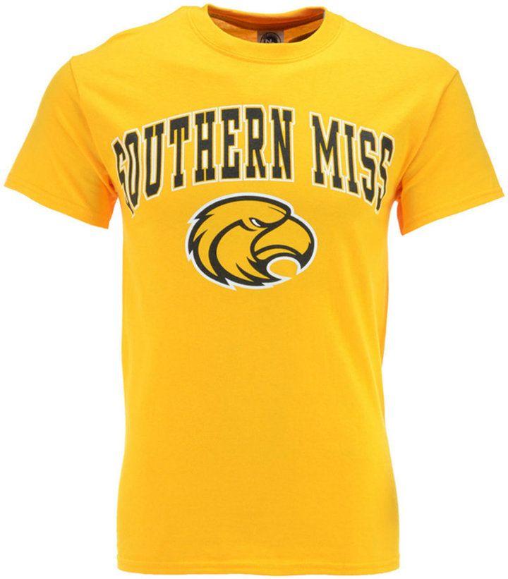 NCAA Southern Miss Golden Eagles T-Shirt V2