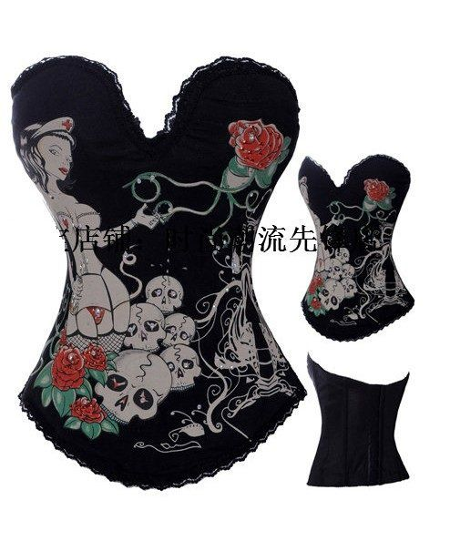 Corsets | Wholesale-New Hot Sale sexy Corset Bustiers ...
