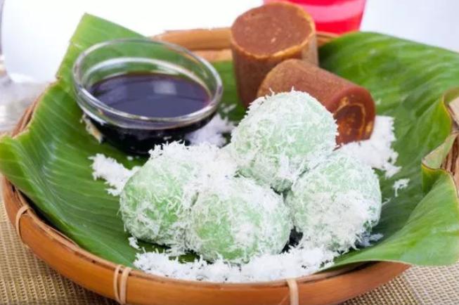 Resep Klepon Singkong Yang Kenyal Resep Resep Masakan Malaysia Resep Makanan India