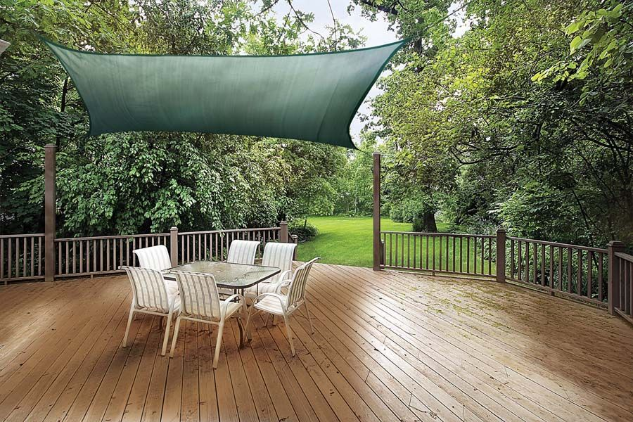How To Add Shade Your Deck