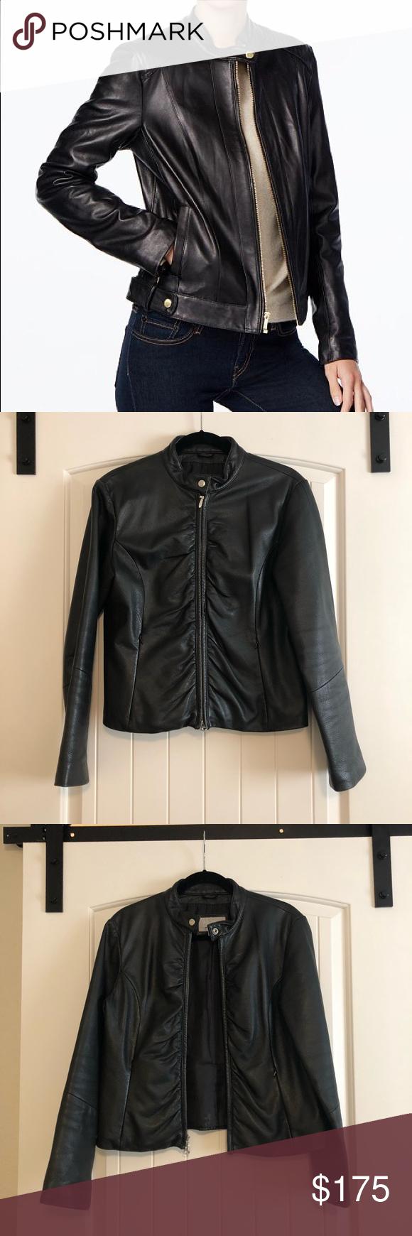 Black Leather Jacket Real Leather Leather jacket