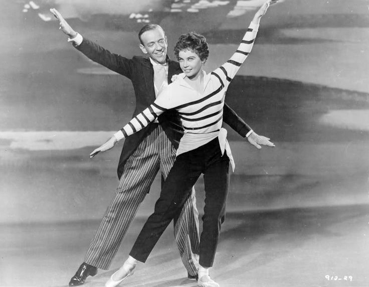 Fred Astaire - Leslie Caron