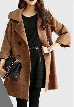 d79b053411d Camel Wool Jacket Women Coat Women Jacket Autumn by fashiondress6