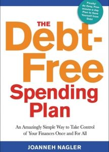 The Debt-Free Spending Plan | by Joanneh Nagler | Get all your favorite books from AMA Bookstores at https://zolabooks.com/profile/american-management-association-bookstores
