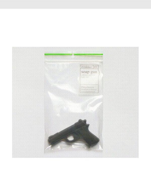 small gun soap