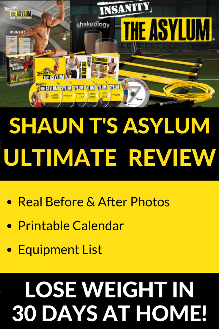 Insanity Asylum Review [Calendar, Results, Equipment ...