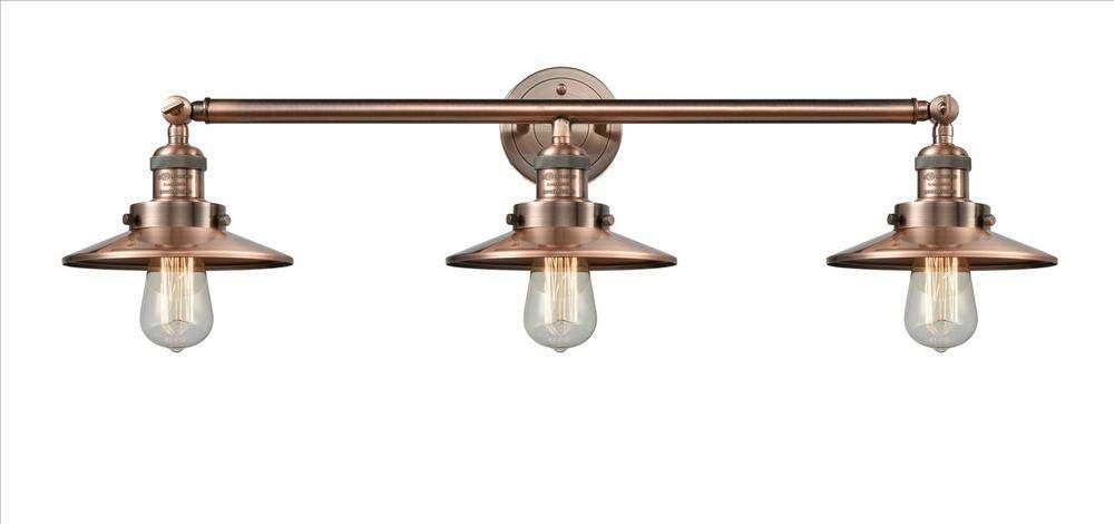 Photo of Innovations 205-OB-S-M6 3 Light Adjustable Bathroom Fixture, Oil Rubbed Bronze – – Amazon.com