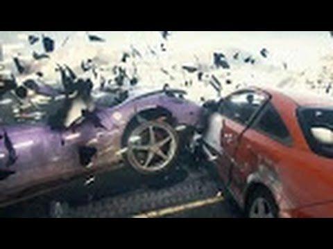 Car Crash very Shock dash camera 2015 NEW ★★★★★ By : Top Speed Motor #1