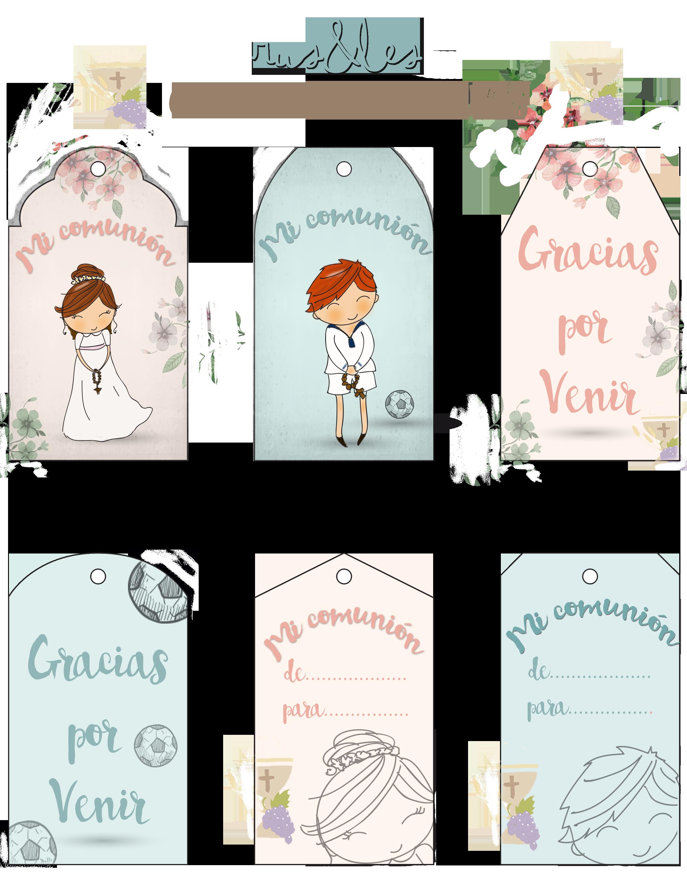 Etiquetas primera comuni n descargatelas gratis en nuestro blog bautizo etiquetas comunion - Etiquetas comunion para imprimir en casa gratis ...