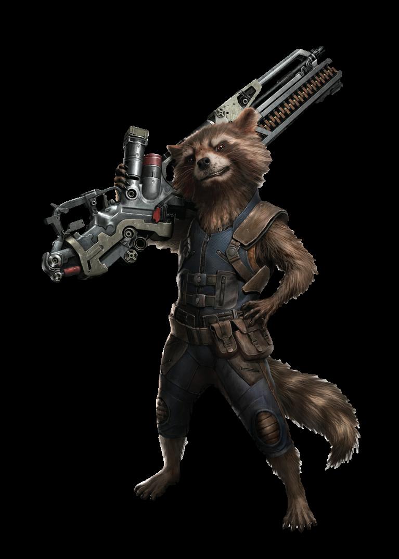 Avengers Infinity War Rocket Png By Metropolis Hero1125 Marvel Characters Art Rocket Raccoon Marvel