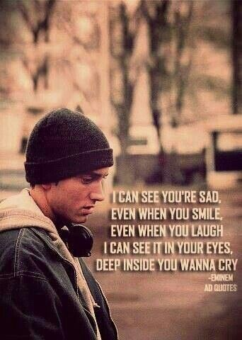Deep Sad Rap Lyrics : lyrics, Lovequote, #Quotes, #heart, #relationship, #couples, #insight, #Quote, #teenager, #young, #friends, #group, #bestfriend, #loveher, #lovehim, #valentine, #valentinesday, #Value…, Eminem, Quotes,, Lyrics,, Quotes
