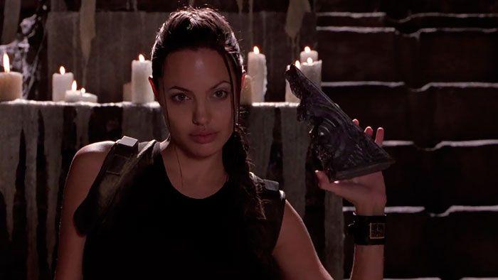 Angelina Jolie Tomb Raider Sex - Dirty Moms Movies