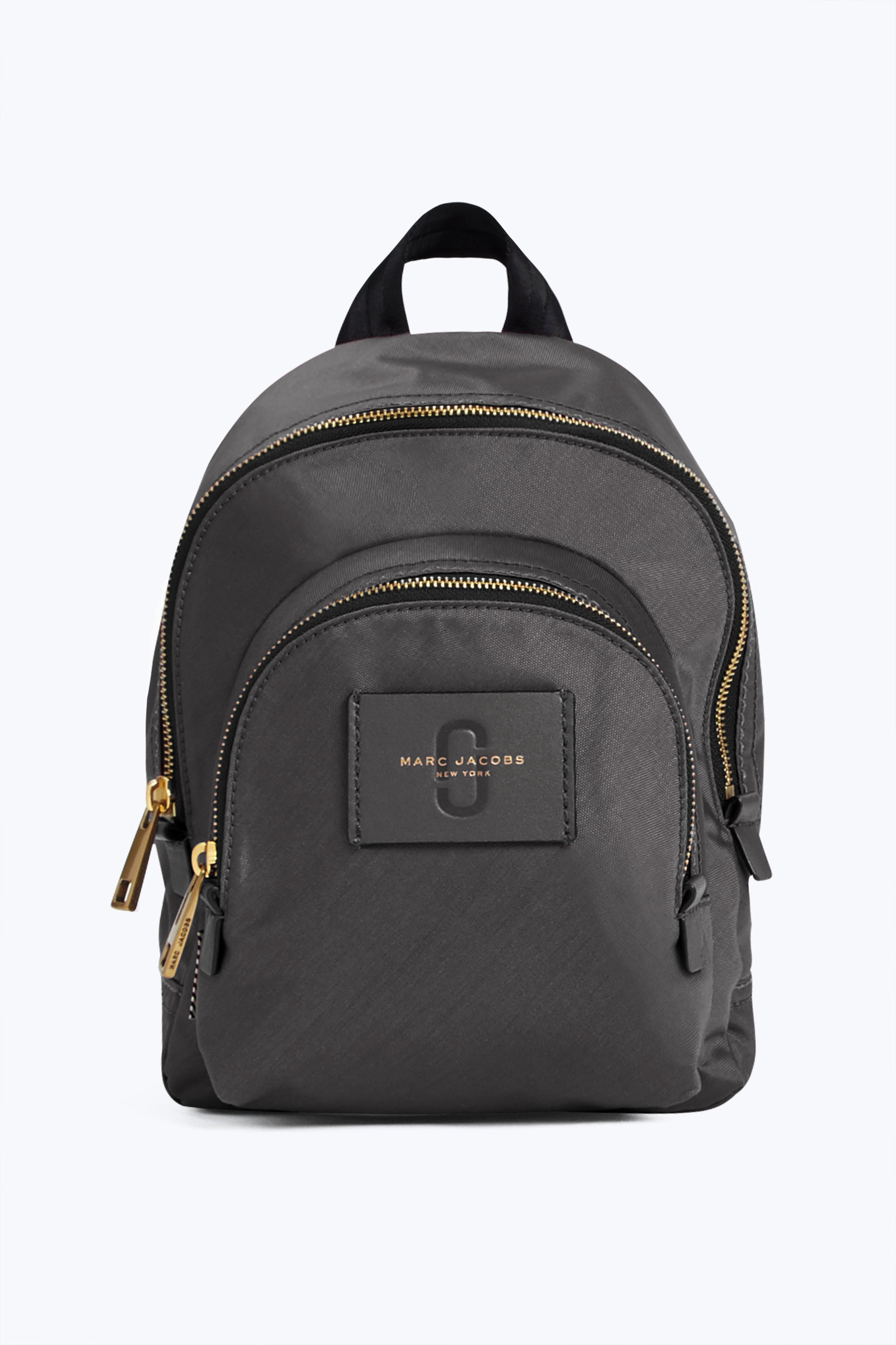 Marc Jacobs Mini Double Zip Pack Marcjacobs Bags Leather Nylon Backpacks