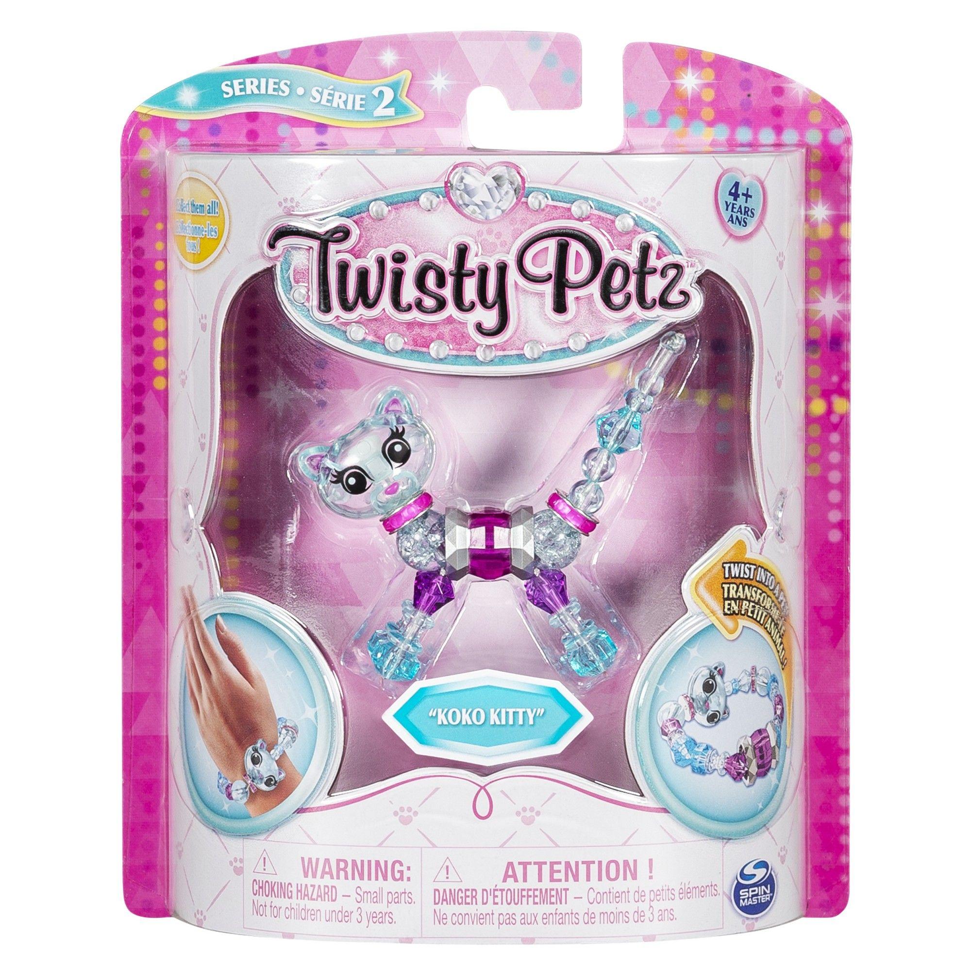 Twisty Petz Series 2 Koko Kitty Bracelet Doll Toys Kitty Pony
