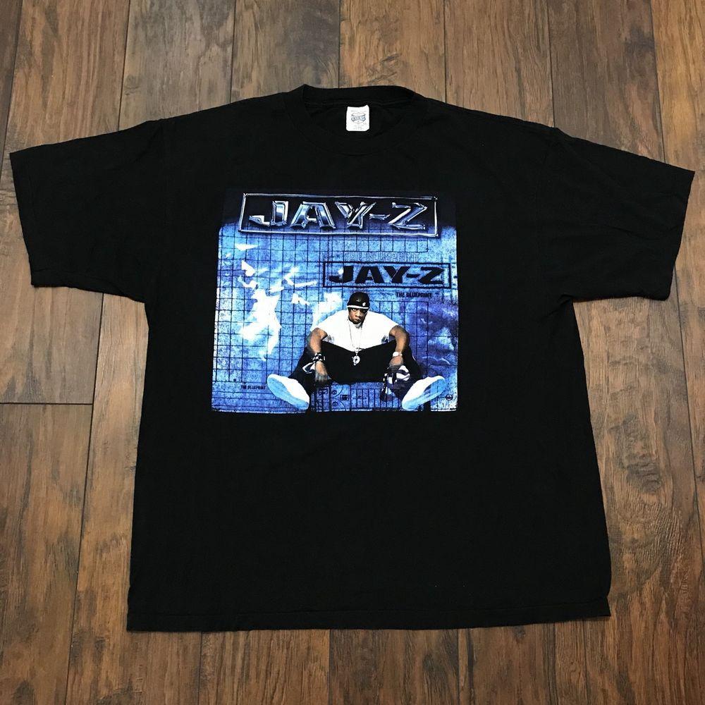 Rare authentic jay z blueprint lounge tour sold out concert shirt rare authentic jay z blueprint lounge tour sold out concert shirt mens xxl 2xl malvernweather Choice Image