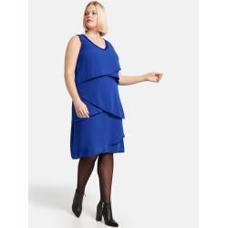 Photo of Festliches Kleid aus Chiffon Blau Gerry WeberGerry Weber