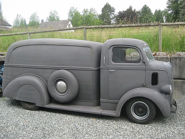 1939 Ford Coe Custom For Sale Langley British Columbia C O E