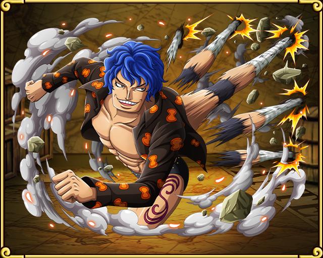 Blue Gilly Jiaokungdo Fighter One Piece Treasure Cruise Wiki Fandom Powered By Wikia One Piece Anime One Piece Luffy One Piece Manga