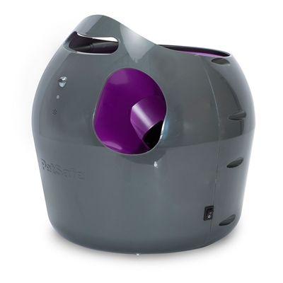 """PetSafe Automatic Ball Launcher Gray 13.75"""" x 13.75"""" x 13.5"""""""