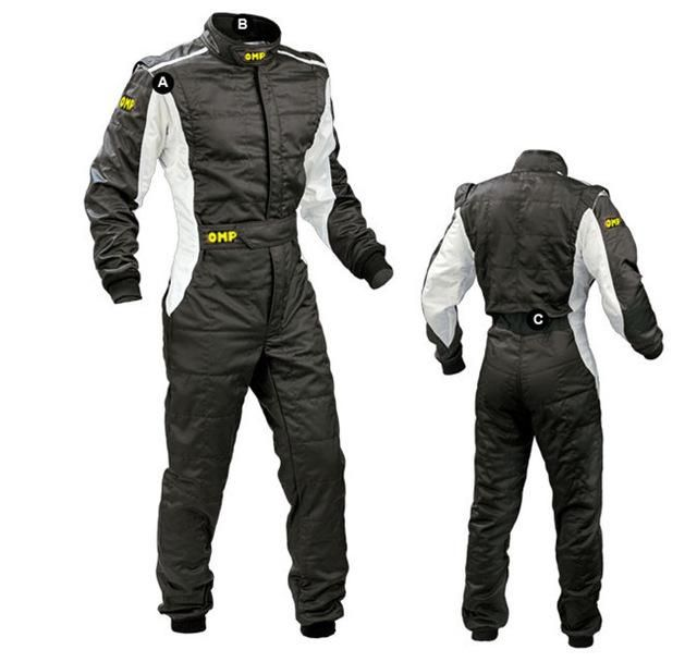 2017 New Arrival Omp Karting Racing Suit Car Motorcycle Racing Club Exercise Clothing Overalls Stig Suit Two Laye Racing Suit Motorcycle Outfit Motorcycle Suit