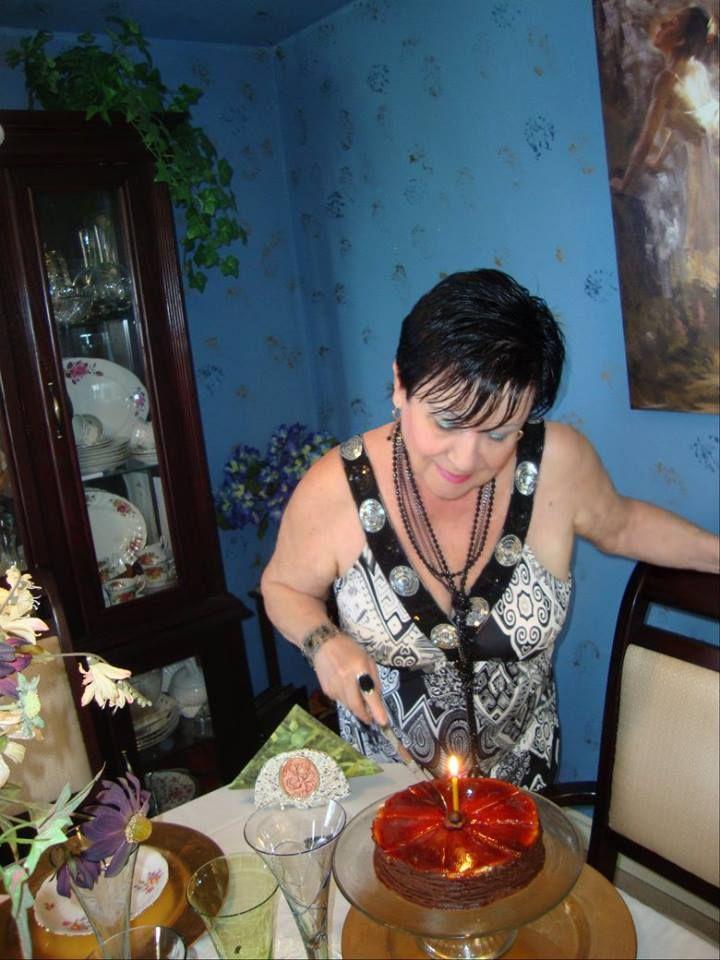 Me, Helen M. Radics on my Birthday on May 21, 2015