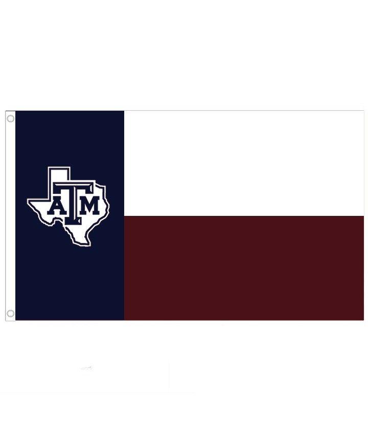 Texas A/&M Aggies White Flag