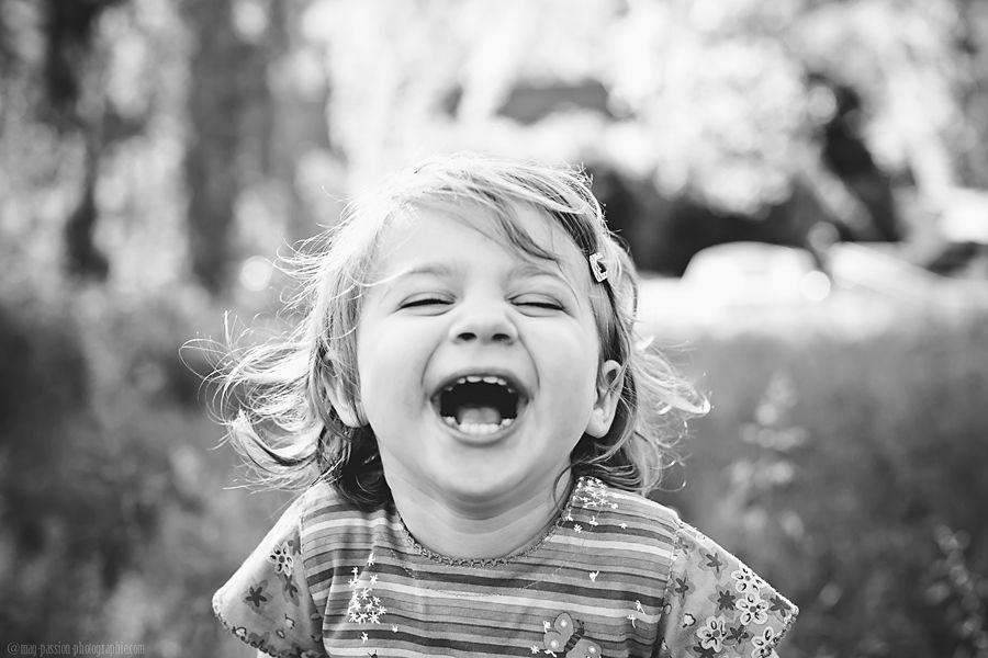 bonheur de rire