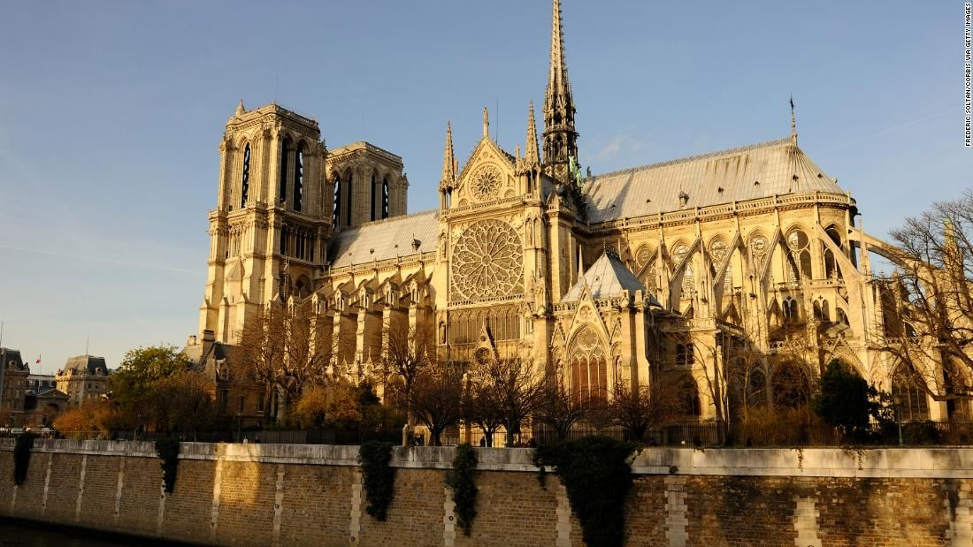 Notre Dame cathedral history: Why the building so iconic | CNN Travel