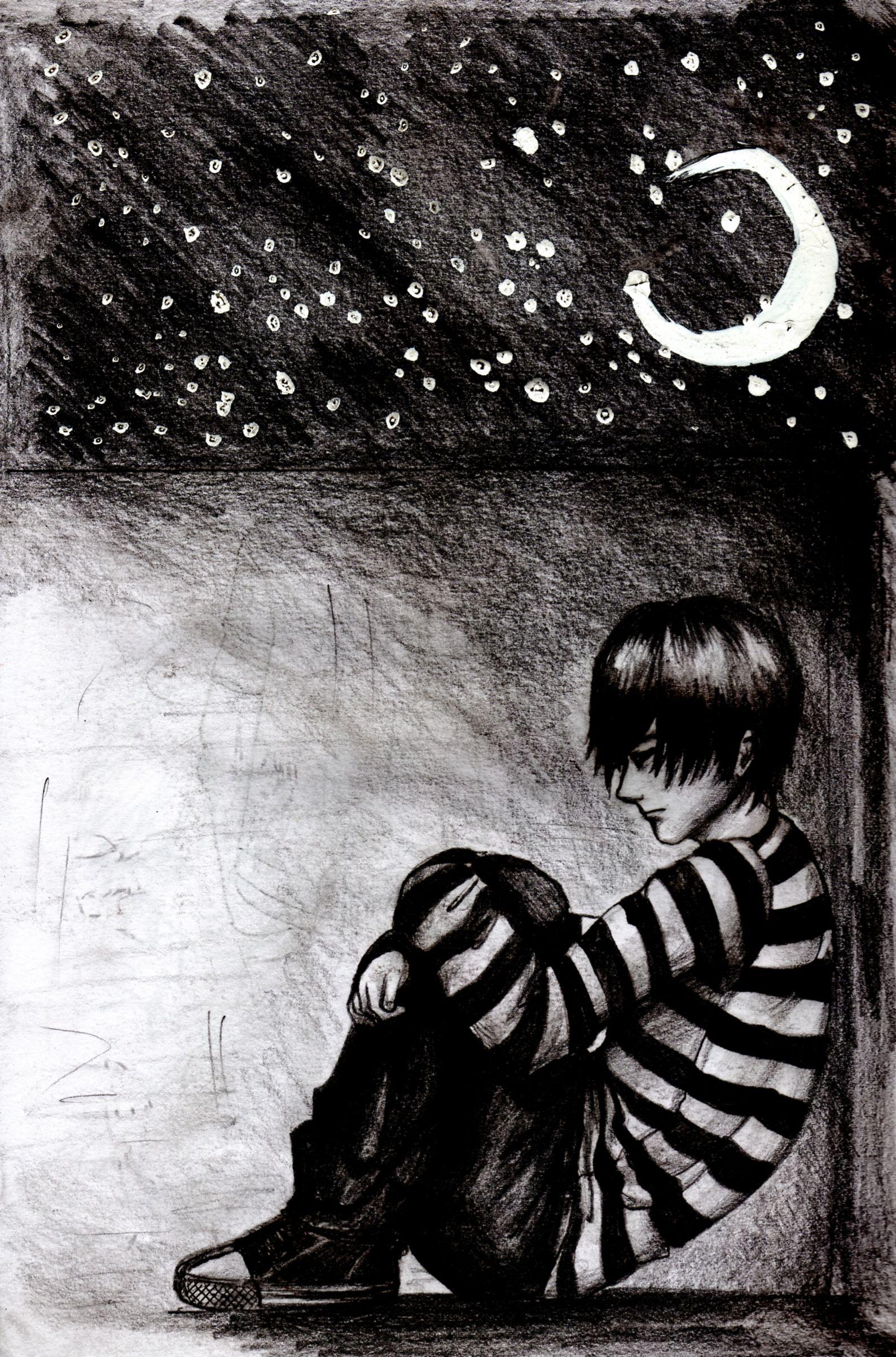 Sad google search sad alone alone art miss u my love cute