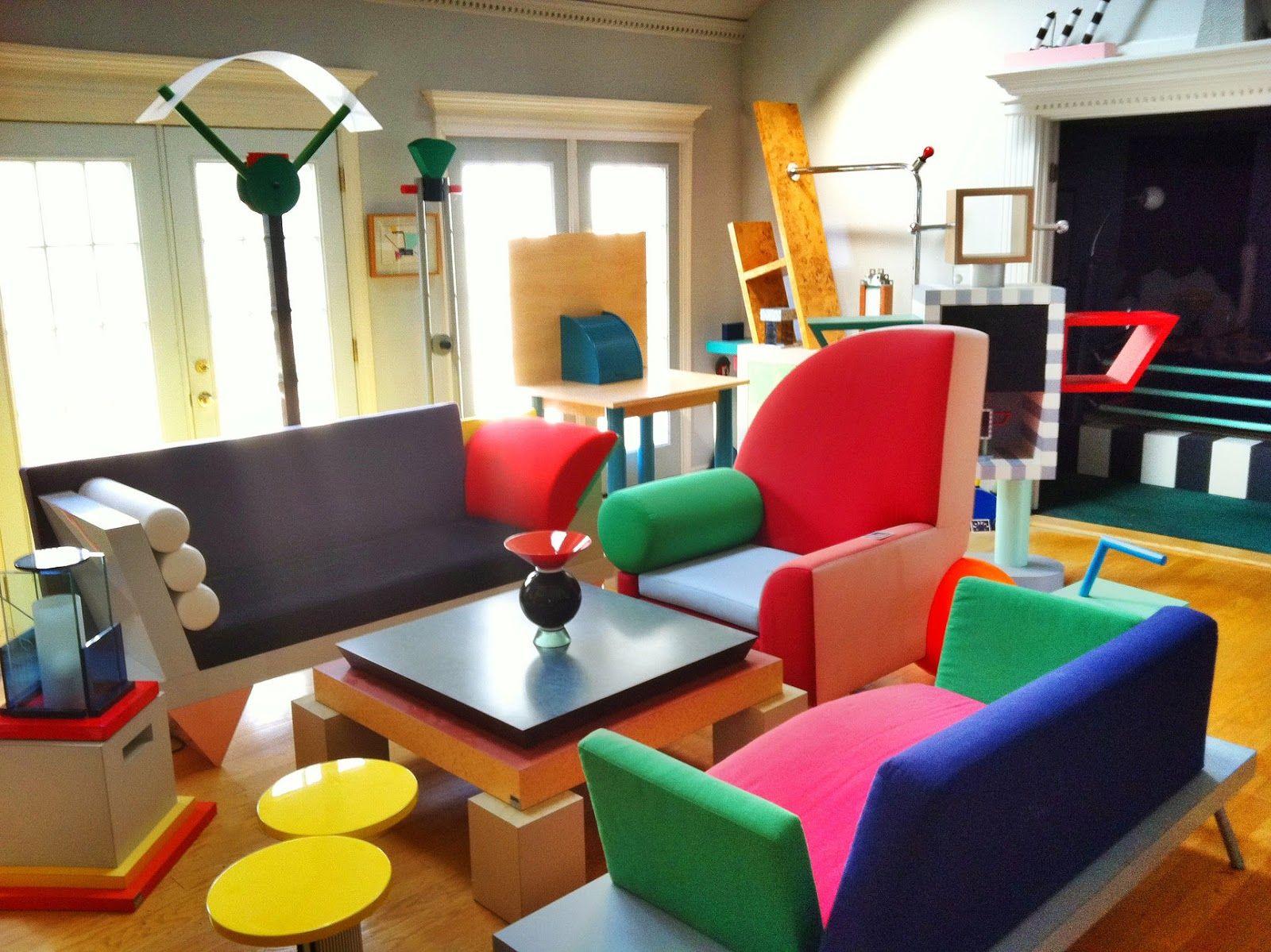 memphis design furniture. The Well-Appointed Catwalk: \u0027Memphis-Milano: 1980s Italian Design\u0027 Opens Memphis Design Furniture B