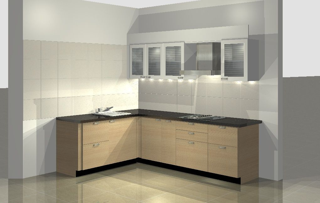 Sleek Modular Kitchen Designs Wardrobe Design Kitchen House