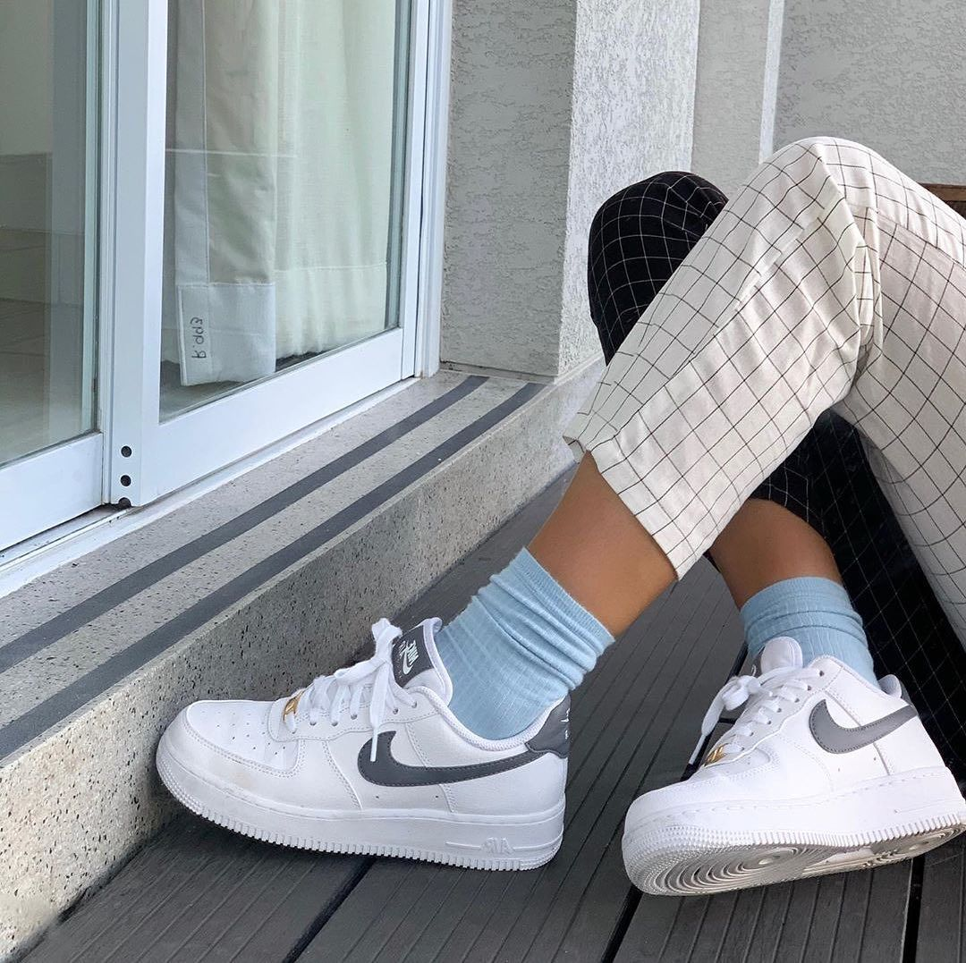 Tennis shoes outfit