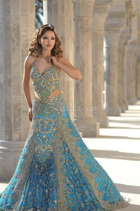 Robe de soiree la haute couture