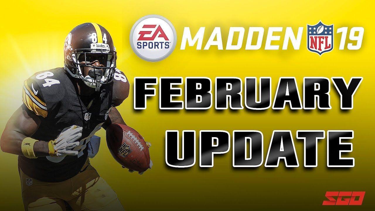 NEW Madden NFL 19 Update! What Problems STILL Remain