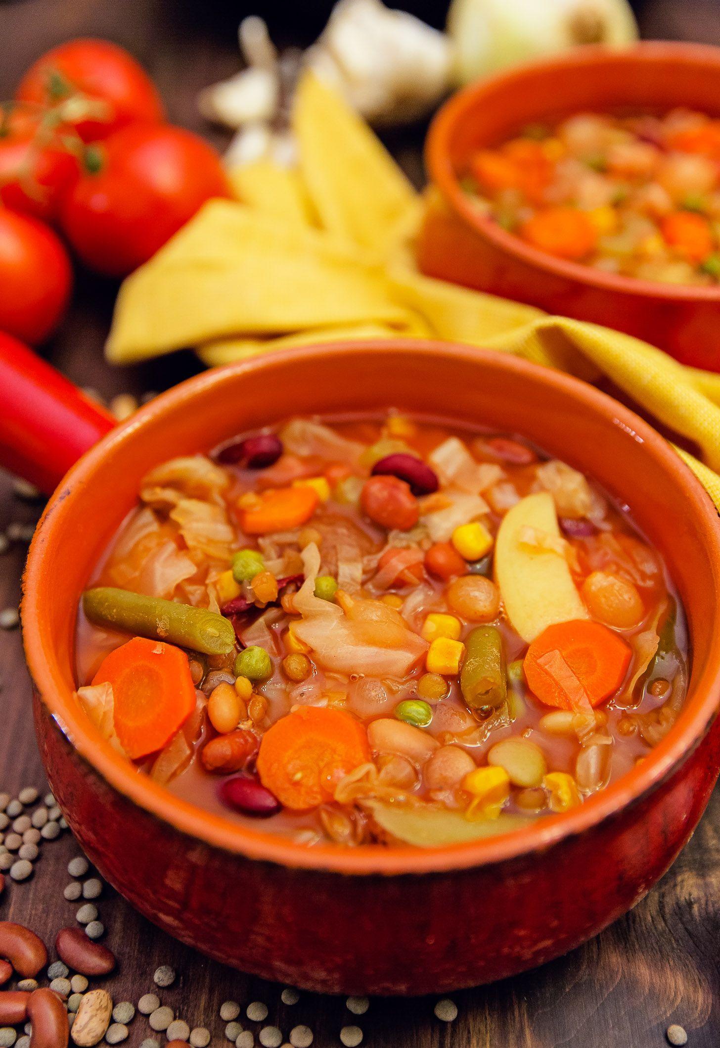 Detox Soup Recipe With Images Vegetable Soup Recipes Detox Soup Food