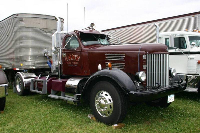 1941 International K 7 Semi Trucks