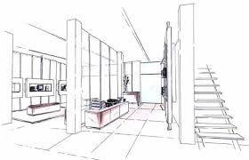 Bildergebnis f r innenarchitektur skizze for Innenarchitektur zeichnen