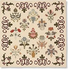 William Morris Sampler - have the pattern, it's on my (lengthy ... : william morris quilt patterns - Adamdwight.com