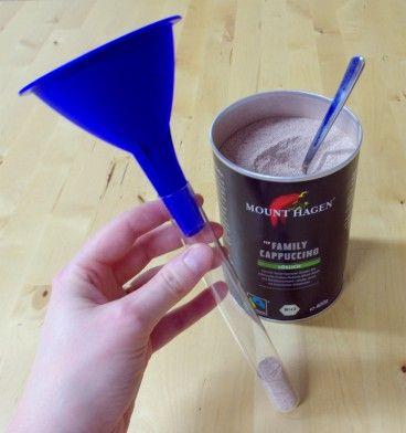 Gastgeschenke Hochzeit Selber Machen Reagenzglas Kaffee Mix