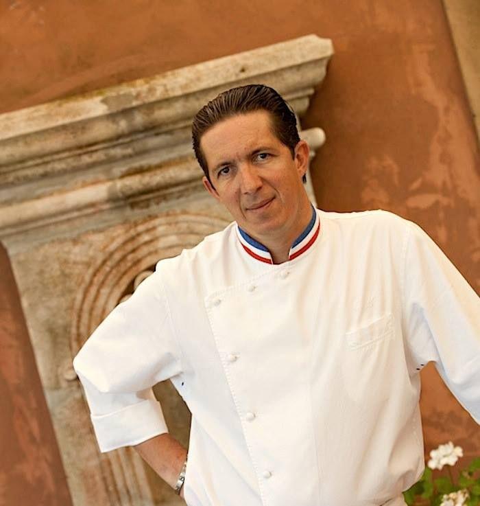 Christophe Bacquie De L Hotel Du Castellet Grand Chef