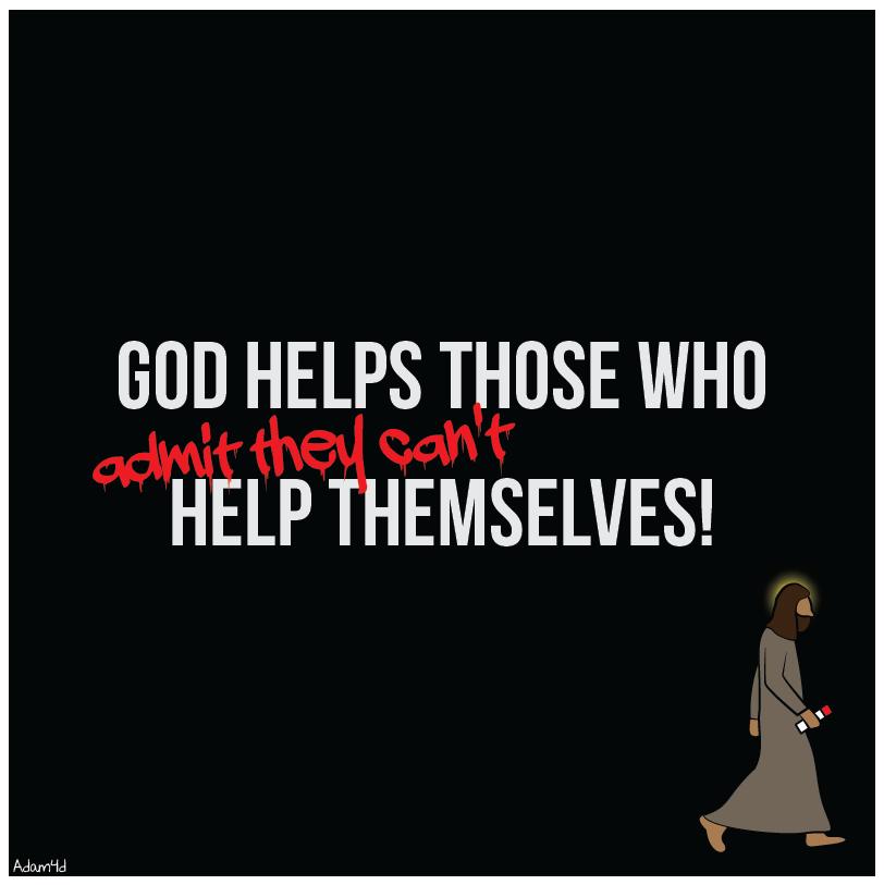 Adam4d com - God helps those who | inspirations | Scripture