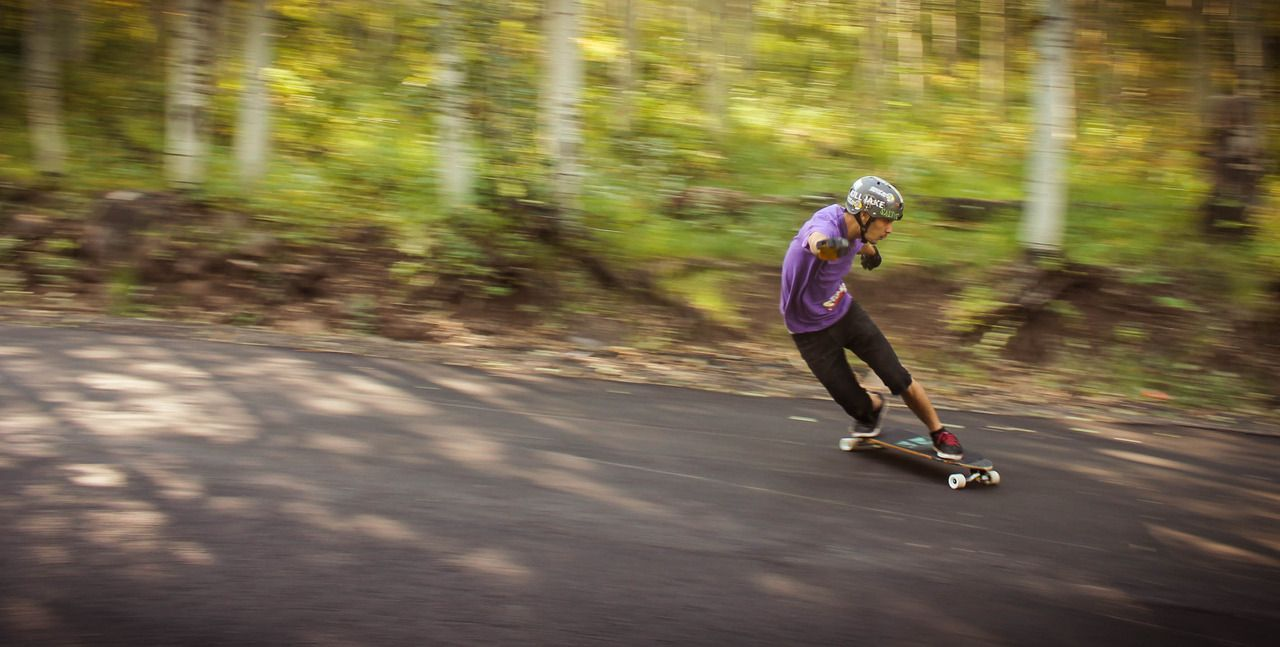 Images For > Longboarding Sliding