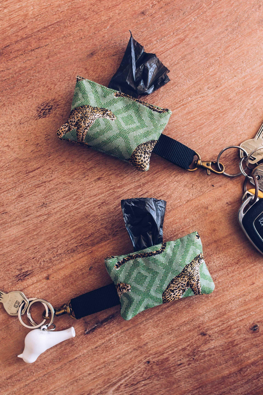 Hunde-DIY: Kotbeutelspender für den Schlüsselanhänger selber machen! – The Pawsome Tyroleans