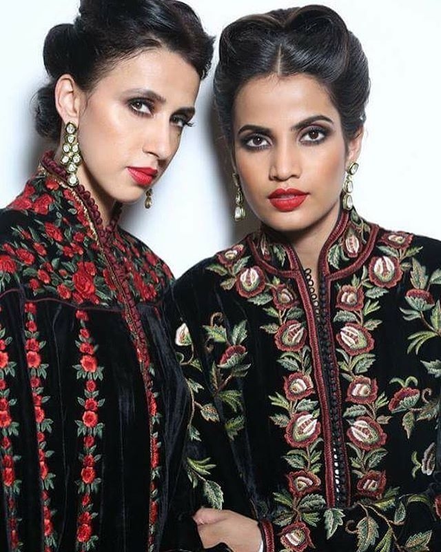 Pin by Indian Fashion on Indian Runway Makeup Looks