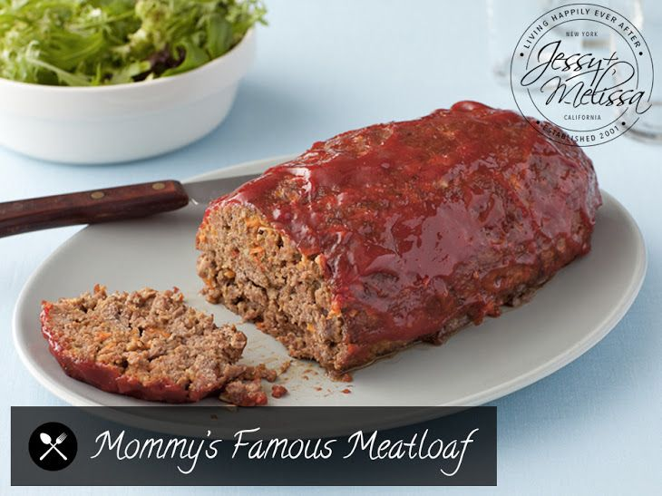 Mommy S Famous Meatloaf Recipe Yummly Recipe Meatloaf Progresso Bread Crumbs Famous Meatloaf Recipe