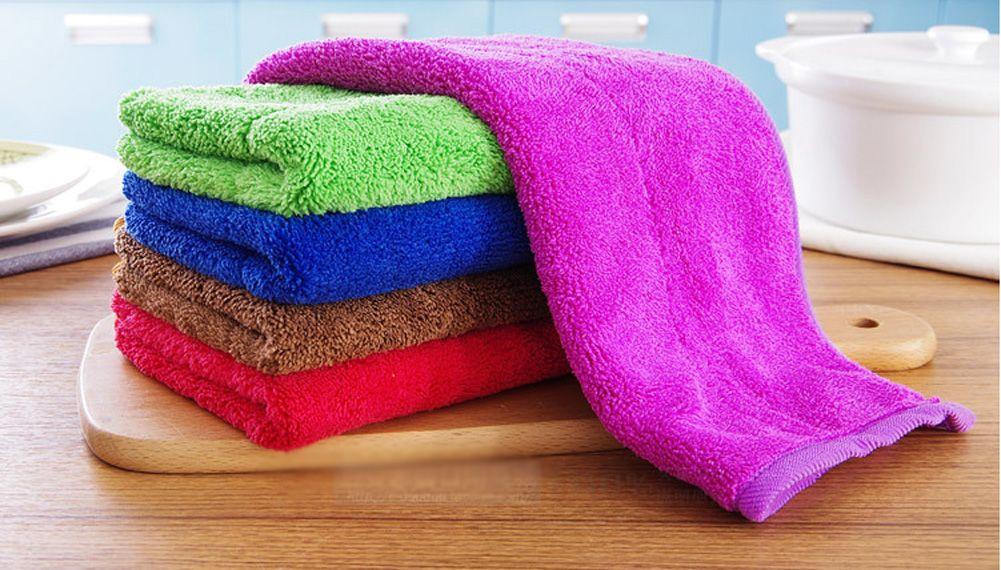 kitchenaid kitchen towels green