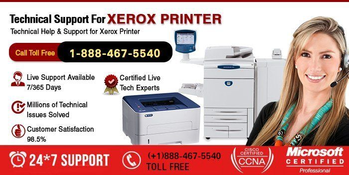 How To Support Xerox Printer Customer Service Printer Technical